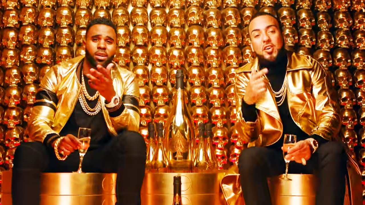 Jason Derulo - Tip Toe feat. French Montana [Official Music Video]