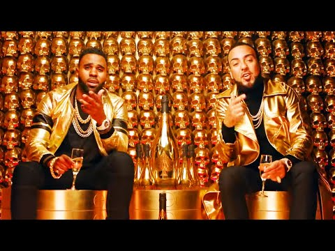 Jason Derulo - Tip Toe feat French Montana (Official Music Video) thumbnail