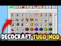 Minecraft : Decorcraft TU60 Mod Gameplay (Ps3/Xbox360/PS4/XboxOne/WiiU)