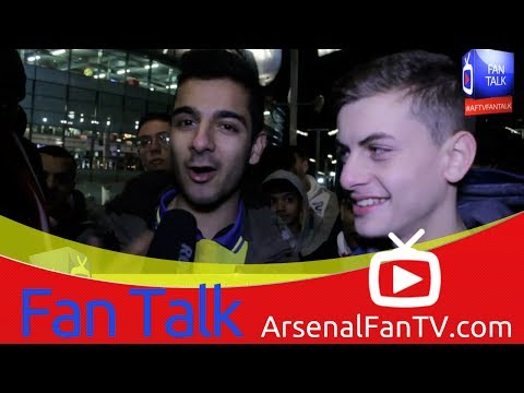 Arsenal FC 0 Chelsea 2 - Bendtner Is Too Lazy - ArsenalFanTV.com