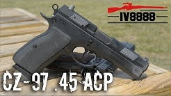 CZ-97 .45 ACP