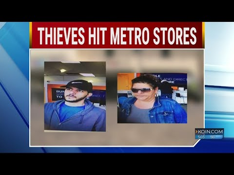 Smartphone thieves hit Verizon, AT&T in Portland metro