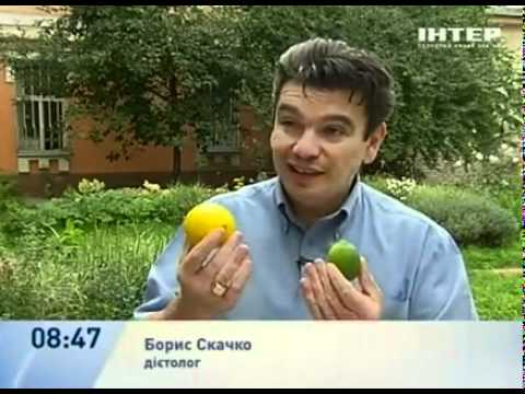 Лимон или лайм - Советы - Интер