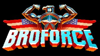 USE THE BROFORCE | Broforce With Ethan