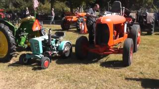 Connecticut Antique Machinery Association 2015 Fall Festival