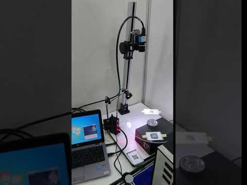 Industrial 2D Barcode Scanning - Scanning moving qr code - By Funcode Technology