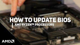 How to Update Motherboard BIOS