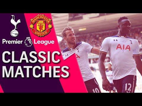 Tottenham v. Man United | PREMIER LEAGUE CLASSIC MATCH | 5/14/17 | NBC Sports