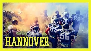 HANNOVER GRIZZLIES in Action - AMERICAN FOOTBALL in DEUTSCHLAND
