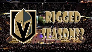 The TRUTH Behind the Vegas Golden Knights Historic Season