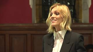Anja Rubik | Porn Has A Place In Sex Education (7/8) | Oxford Union
