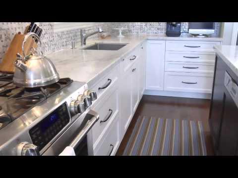 Interior Design — French, Bistro-Inspired Kitchen Design Makeover