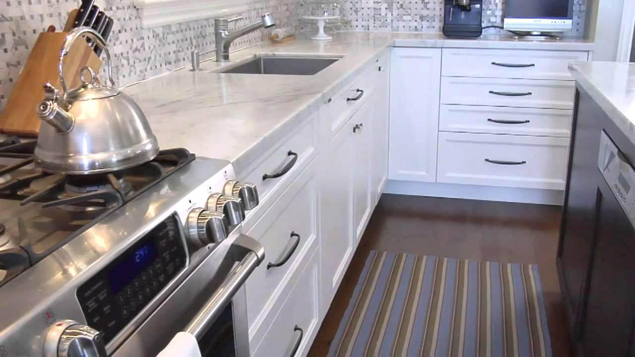 Interior Design French Bistro Inspired Kitchen Design Makeover Youtube
