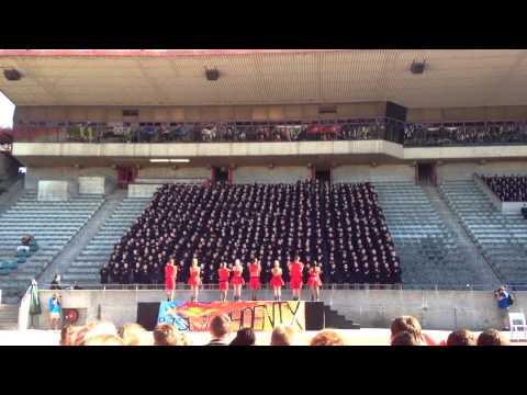 Durbanville High School Ko-ed 2014(Kreet)
