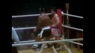 Rocky Balboa music video