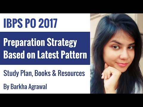 IBPS PO Preparation 2017 Based on Latest Pattern By Barkha Agrawal
