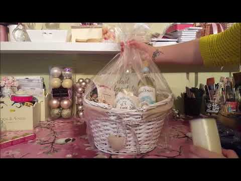Lets make - A Gift wrapped hamper