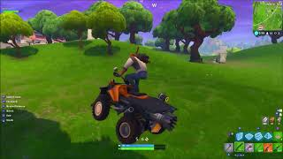 get trick points in a vehicle