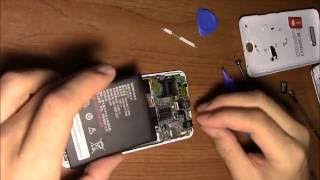 Lenovo A5000 замена несъемного аккумулятора