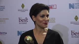 Hertz Paraguay, Helena Carrizosa, General Manager