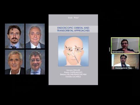Trans-Orbital Endoscopic Approaches To The Skull Base (Iacopo Dallan) | Naso Sano ADHER-ENT 1st-15th