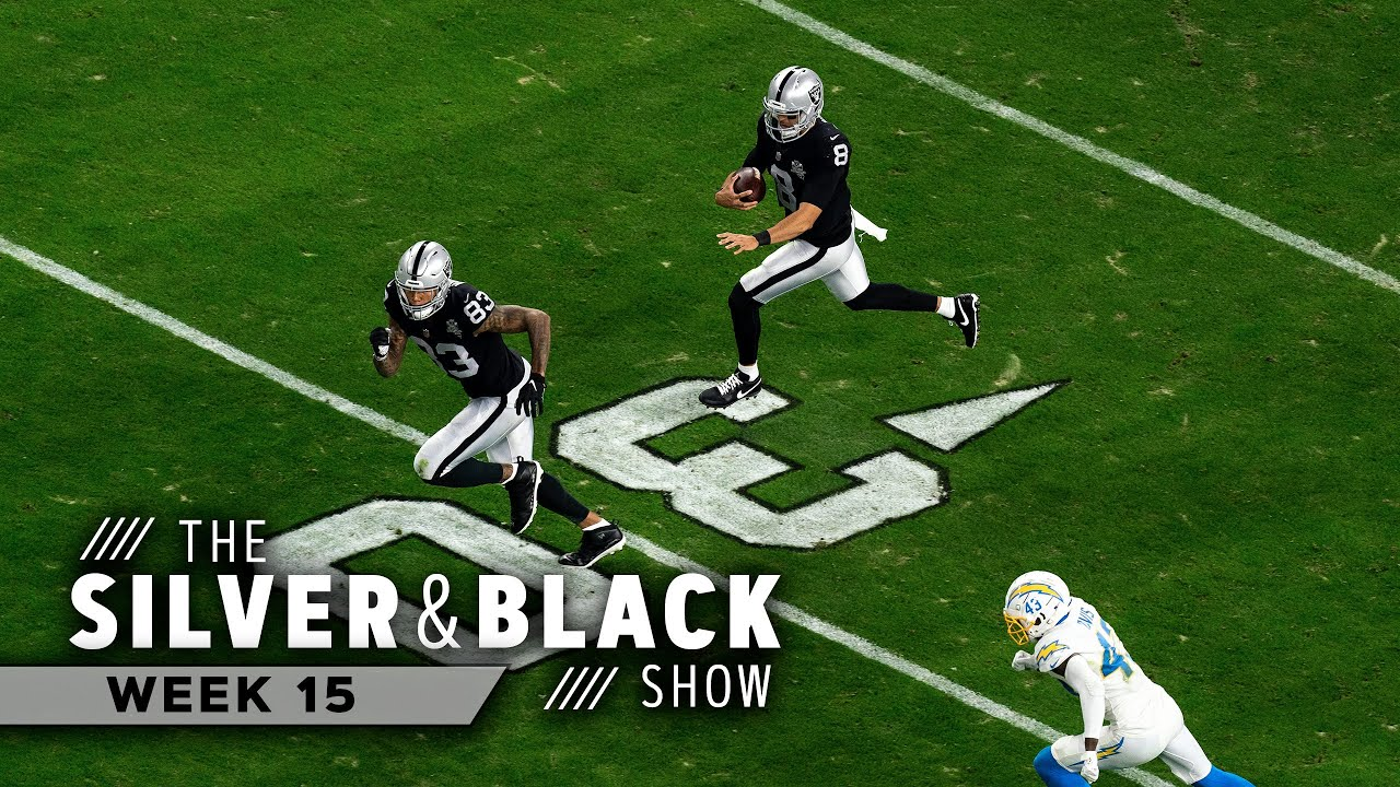Darren Waller makes Raiders history against Dolphins
