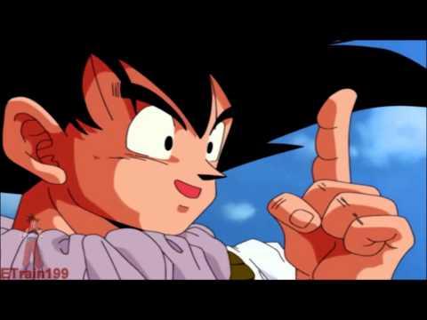 DBZ-Goku Demonstrating Instant Transmission (2K HD)