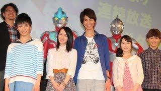 円谷プロダクションの特撮作品「ウルトラマン」シリーズの新たなヒーロ...