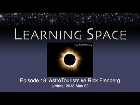 Learning Space Ep. 18: AstroTourism