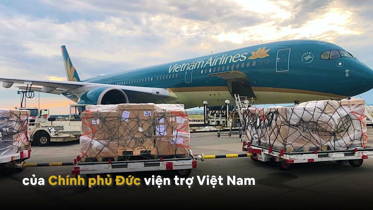 Vietnam Airlines đồng hành cùng Việt Nam chống dịch