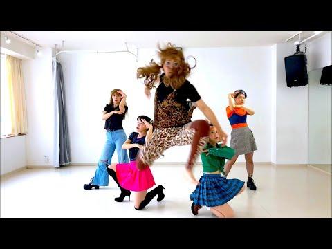 青山テルマ-世界の中心〜We are the world〜 Dance Cover by xD(クロスディー)