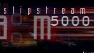 slipstream 5000 gameplay (PC Game, 1995)
