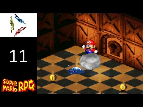 Let's Play Super Mario RPG - Episode 11: Active Mine Field