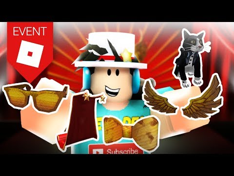 HOW TO GET ALL THE HATS IN 6TH ANNUAL BLOXYS! (Roblox Event)