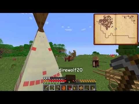 SevTech: Ages with Direwolf20 - Episode 09 - Alloy Together Now!