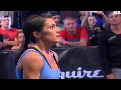 American Ninja Warrior 2014 Kacy Catanzaro