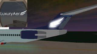 ECONOMY   LuxuryAer - F100   ROBLOX
