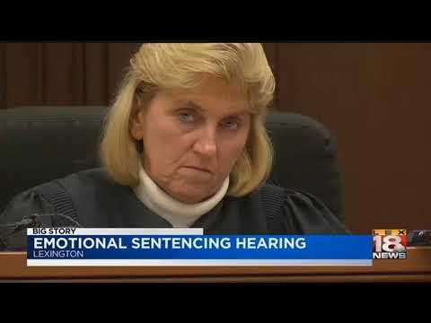 Emotional Sentencing Hearing