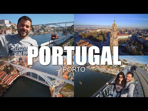 Happy Traveller in Portugal | Porto | FULL
