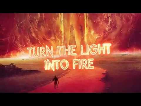 """""""Of Fire And Stars"""" by DESERT NEAR THE END (OFFICIAL LYRIC VIDEO)"""