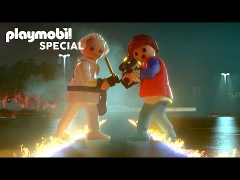 PLAYMOBIL | Back to the Future
