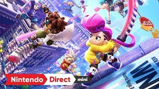 ニンジャラ [Nintendo Direct mini 2020.3.26]