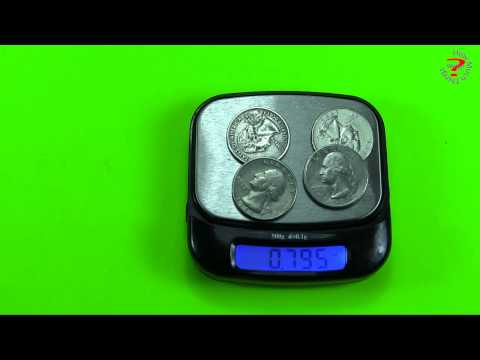 How Much Does 4 Quarters   Weigh?