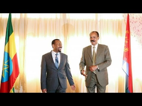 PM Abiy, President Afwerki officiate reopening of Eritrean embassy in Addis Ababa