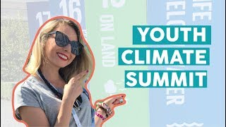 O que aconteceu durante o Youth Climate Action Summit 2019 em Nova York !