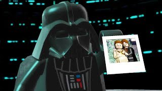 LEGO Star Wars The Complete Saga Walkthrough Part 29 - Your Father!