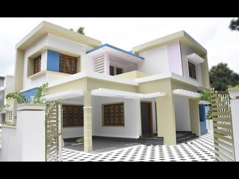 Angamaly, 8 cents plot and 2800 sq ft, luxury house