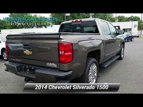 Used 2014 Chevrolet Silverado 1500 High Country, Union, NJ EG544785