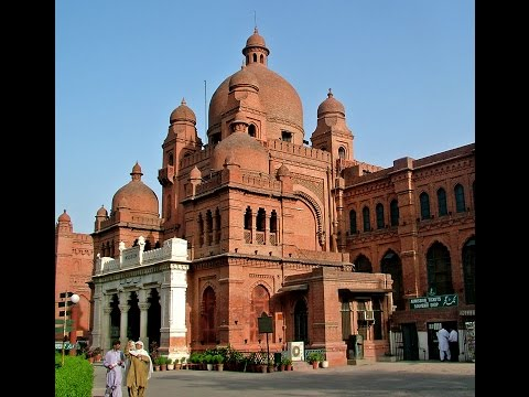 Museum Lahore  (Old culture of Pakistani people)