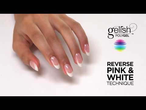 TUTORIAL: POLYGEL FRENCH MANICURE